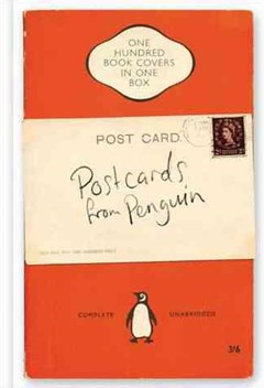 Dymocks postcards from penguin by no data postcards from penguin solutioingenieria Image collections