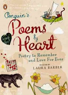Penguin's Poems By Heartr by Laura Barber (9780141191775) - PaperBack - Poetry & Drama Poetry