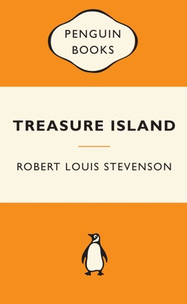 Treasure Island: Popular Penguins