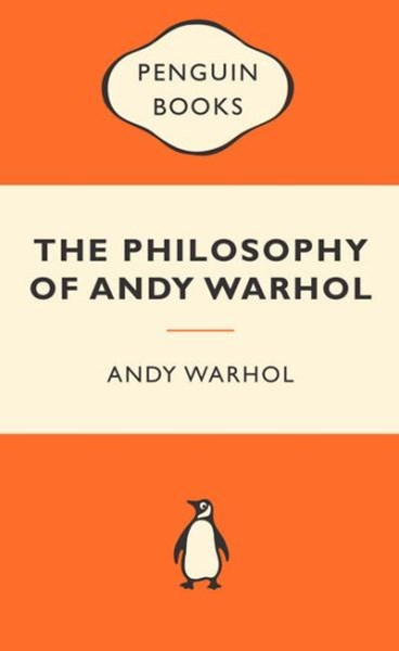 The Philosophy of Andy Warhol: Popular Penguins