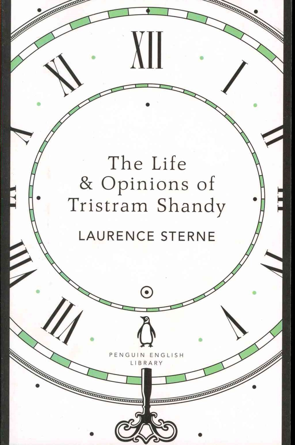 Life & Opinions Of Tristram Shandy, TheThe