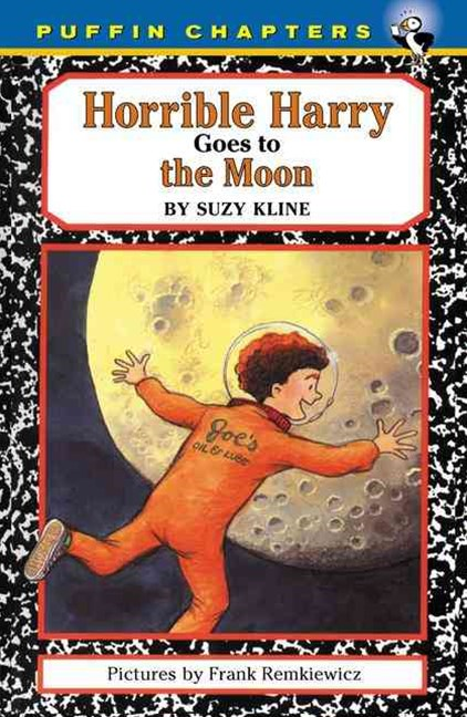 Horrible Harry Goes to the Moon: Puffin Chapters