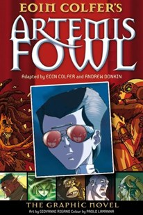 Artemis Fowl by Eoin Colfer, Giovanni Rigano, Paolo Lamanna, Andrew Donkin (9780141322964) - PaperBack - Children's Fiction Older Readers (8-10)