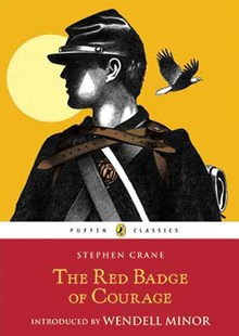 The Red Badge Of Courage by Stephen Crane, Wendell Minor (9780141327525) - PaperBack - Children's Fiction Classics