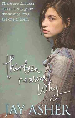 Image result for thirteen reasons why book