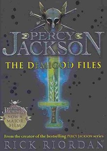 Percy Jackson: The Demigod Files by Rick Riordan (9780141329505) - PaperBack - Children's Fiction