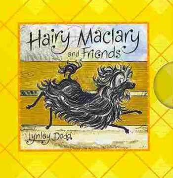Hairy Maclary And Friends Little Library