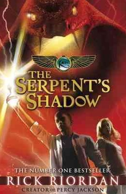 The Serpent's Shadow: The Kane Chronicles (Book 3)