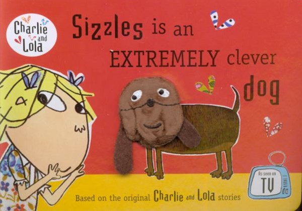 Charlie And LolaPuppet Book