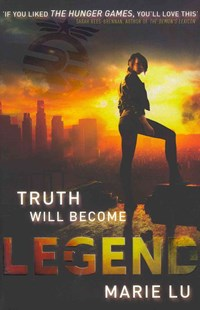 Legend by Marie Lu (9780141339603) - PaperBack - Children's Fiction