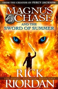 (ebook) Magnus Chase and the Sword of Summer (Book 1) - Children's Fiction Older Readers (8-10)