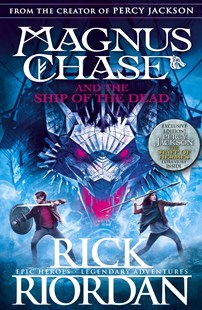 Magnus Chase And The Ship Of The Dead (Book 3) by Rick Riordan (9780141342597) - PaperBack - Children's Fiction Teenage (11-13)