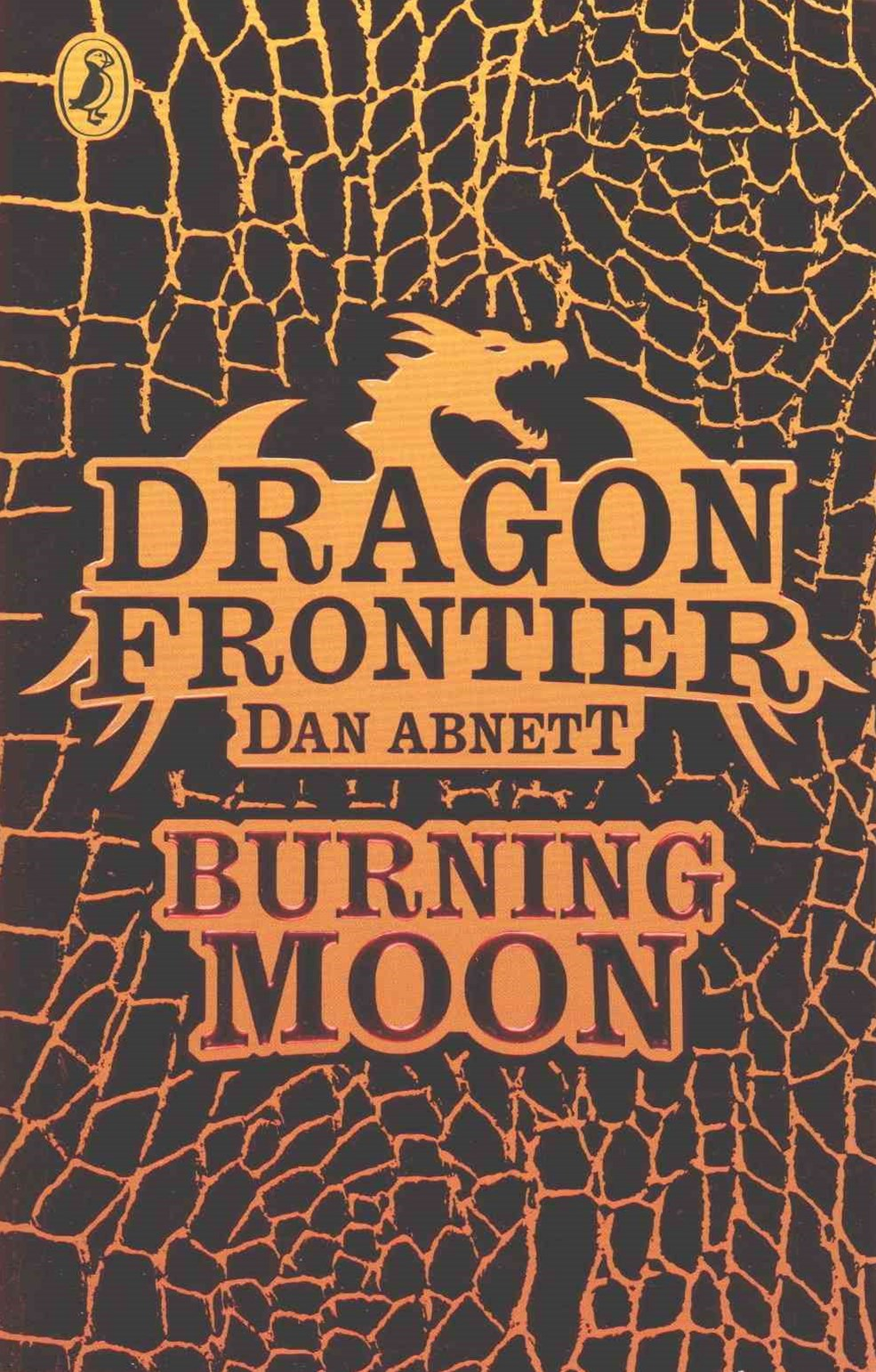 Burning Moon: Dragon Frontier (Book 2)