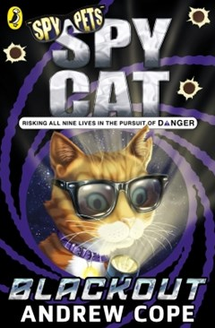 (ebook) Spy Cat: Blackout