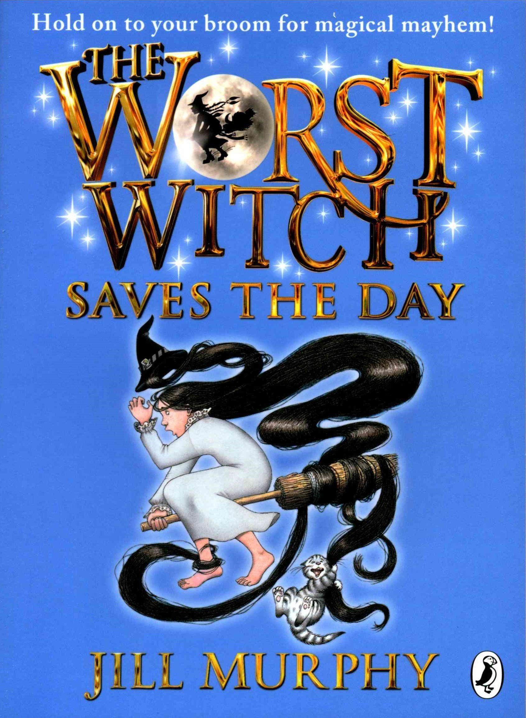 Worst Witch Saves The Day