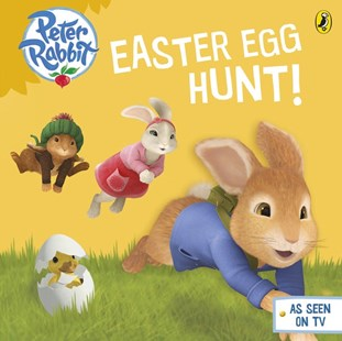 Peter Rabbit Animation: Easter Egg Hunt! - Non-Fiction Animals