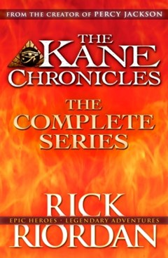 (ebook) The Kane Chronicles: The Complete Series (Books 1, 2, 3)