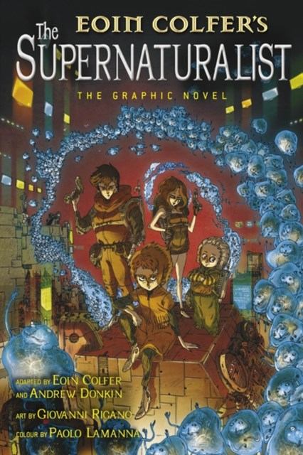(ebook) Supernaturalist: The Graphic Novel