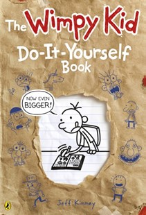 Diary of a Wimpy Kid: Do-It-Yourself Book by  (9780141355108) - PaperBack - Children's Fiction