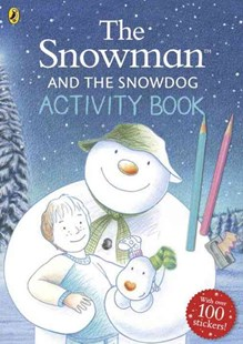 The Snowman and the Snowdog Activity Book by Briggs Raymond (9780141357249) - PaperBack - Children's Fiction Early Readers (0-4)