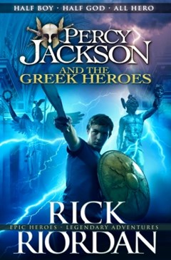 (ebook) Percy Jackson and the Greek Heroes