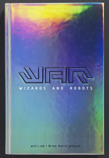 WaR: Wizards And Robots by will.i.am, Brian David Johnson (9780141360683) - HardCover - Children's Fiction
