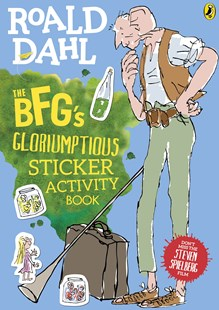 The Bfg's Gloriumptious Sticker Activity Book by Roald Dahl (9780141361529) - PaperBack - Children's Fiction Intermediate (5-7)