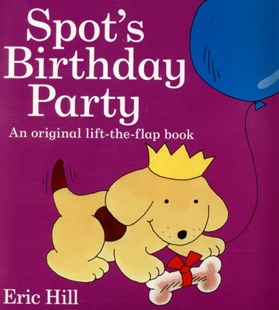 Spot's Birthday Party by Eric Hill (9780141362434) - PaperBack - Children's Fiction Early Readers (0-4)
