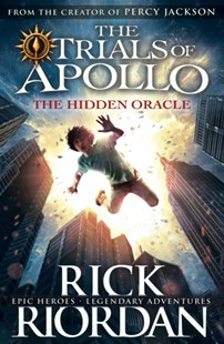 (ebook) The Hidden Oracle (The Trials of Apollo Book 1) - Children's Fiction Older Readers (8-10)