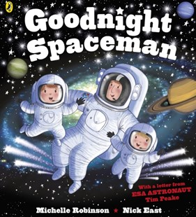 (ebook) Goodnight Spaceman - Children's Fiction Early Readers (0-4)