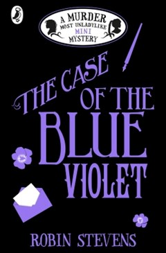 (ebook) The Case of the Blue Violet
