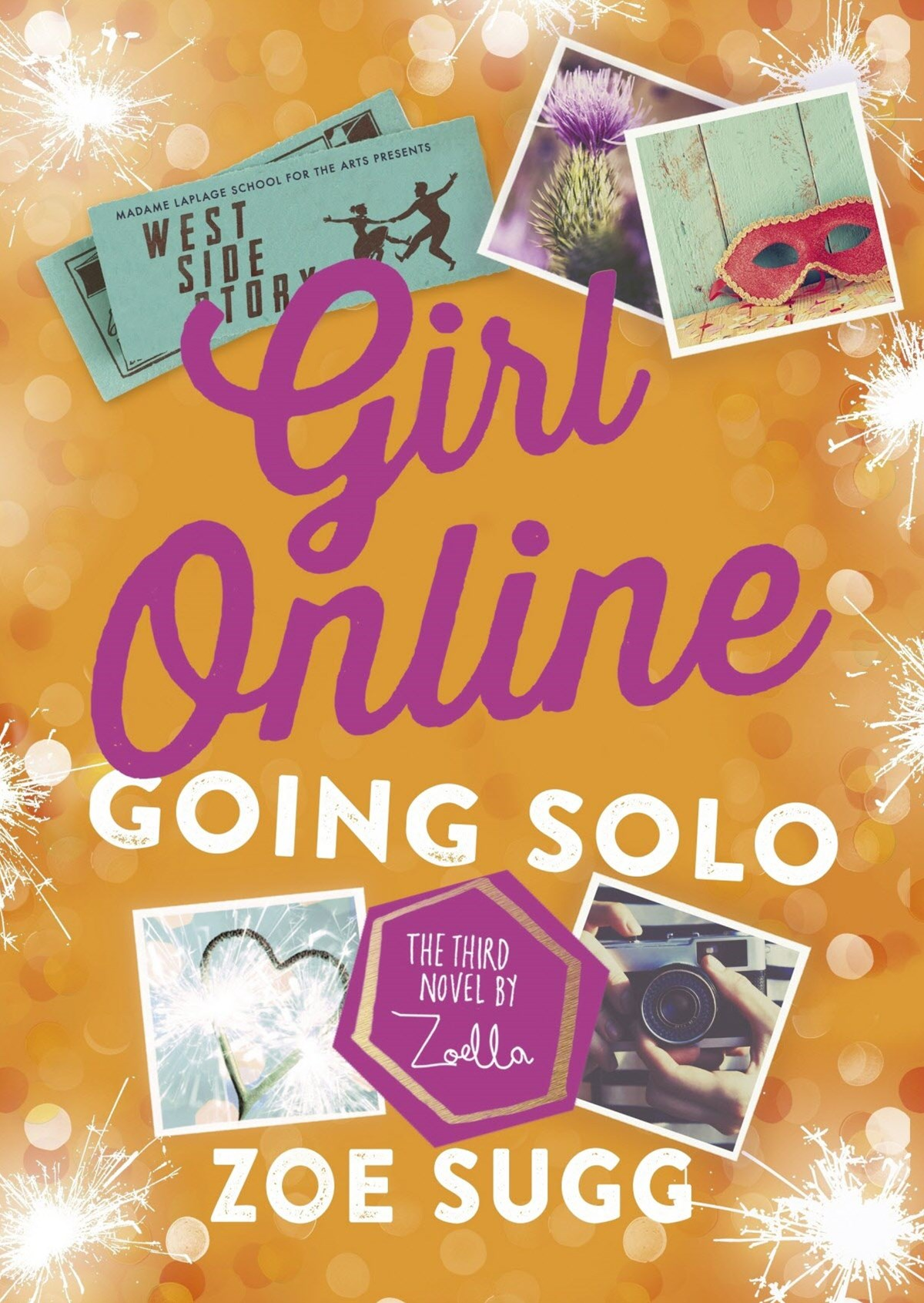 Going Solo (Girl Online Book 3)
