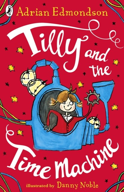 (ebook) Tilly and the Time Machine