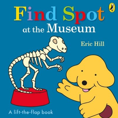 Find Spot! At The Museum