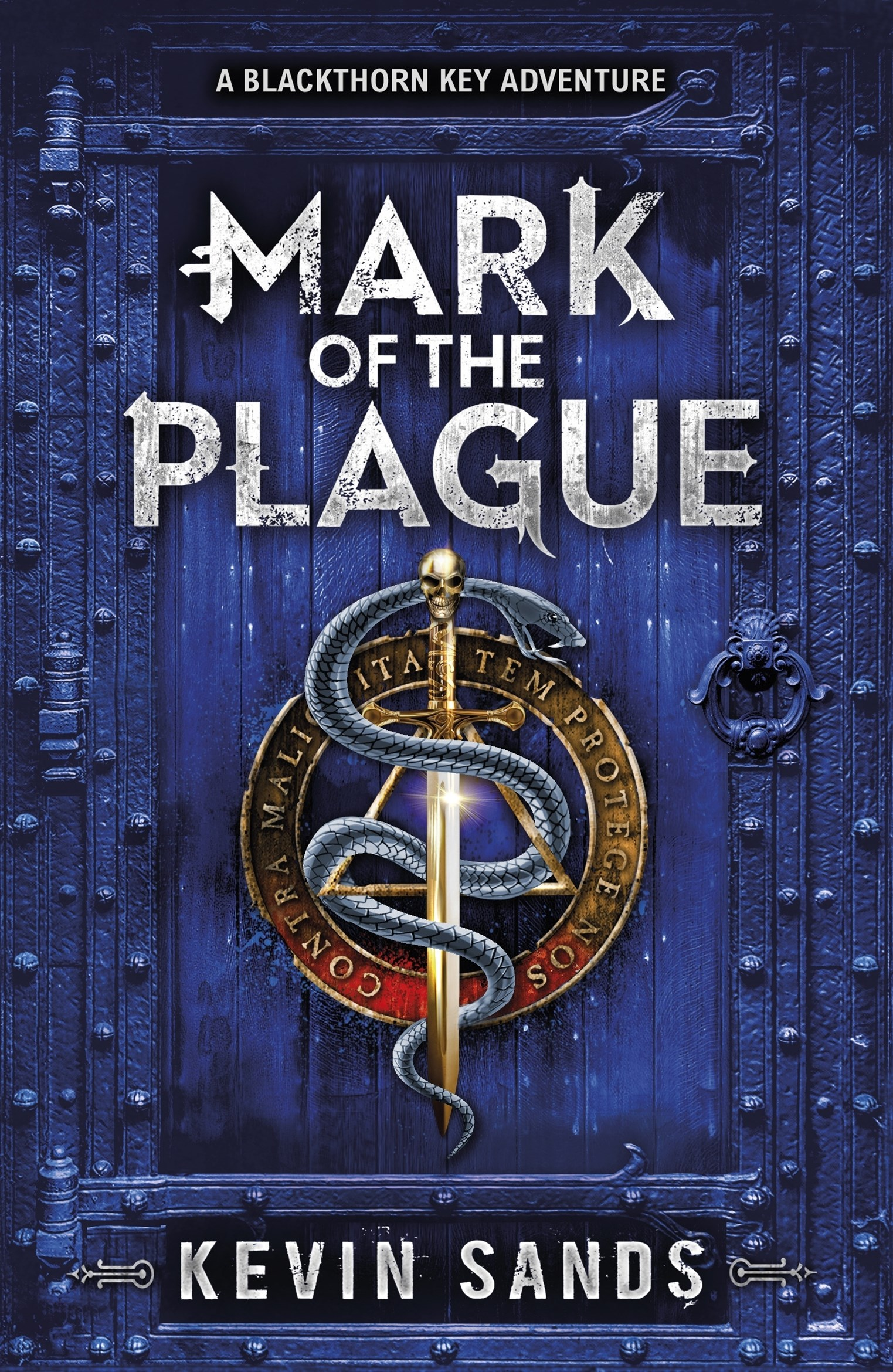 Mark of the Plague: A Blackthorn Adventure