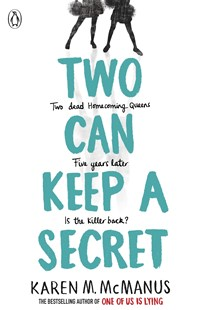 Two Can Keep A Secret by Karen M McManus (9780141375656) - PaperBack - Children's Fiction Teenage (11-13)