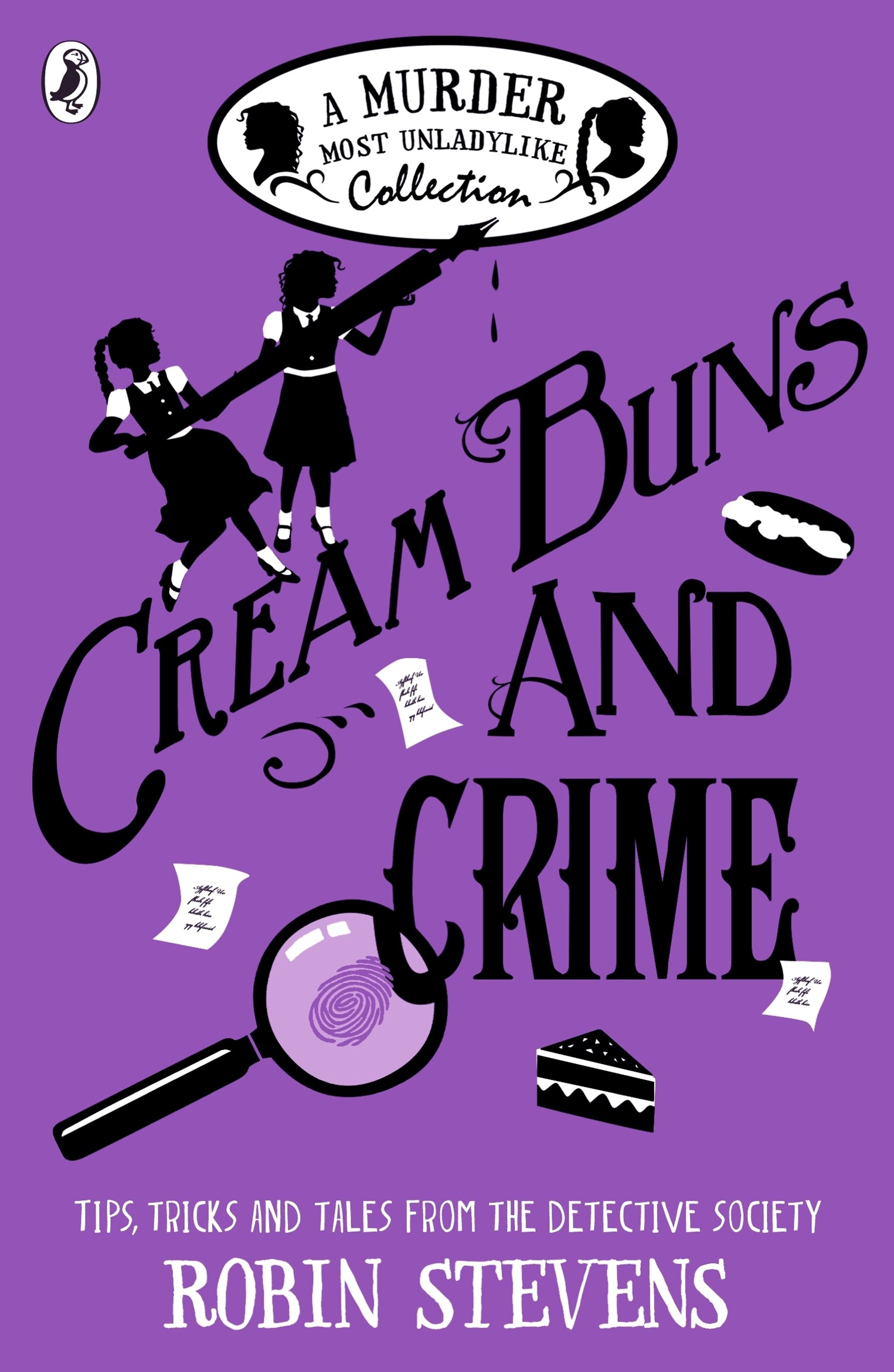 Cream Buns And Crime: A Murder Most Unladylike Collection