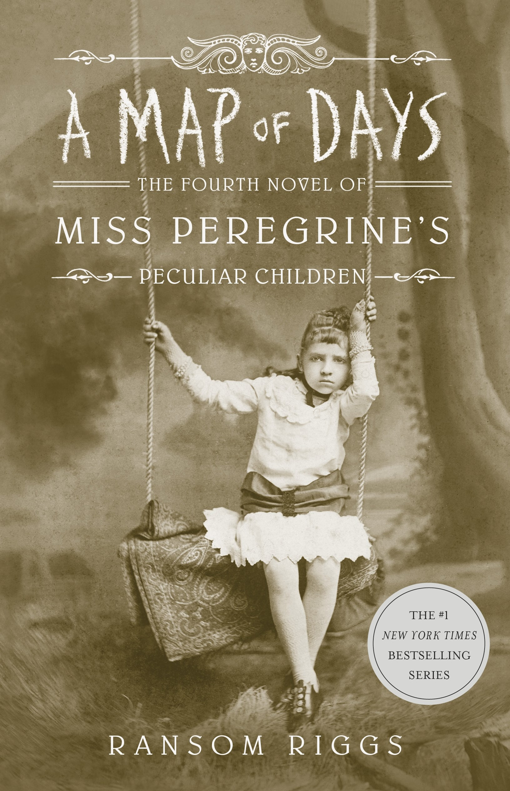 A Map of Days (Book 4, Miss Peregrine's Peculiar Children)