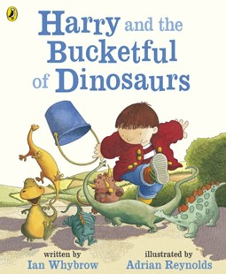 (ebook) Harry and the Bucketful of Dinosaurs - Children's Fiction