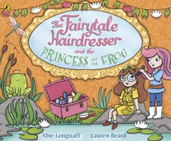 The Fairytale Hairdresser And The Frog Princess