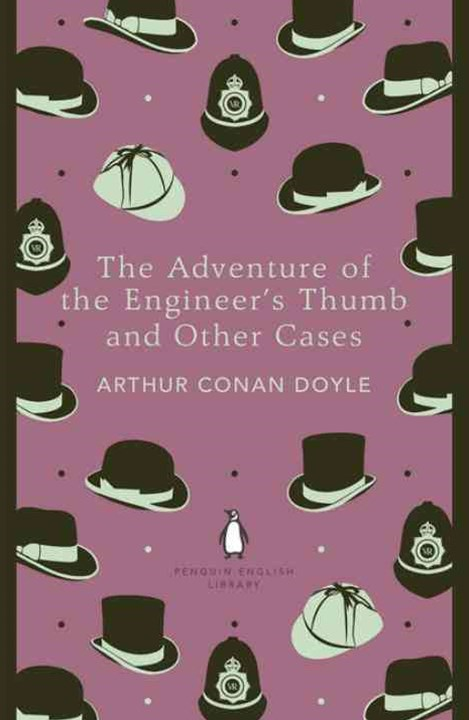 The Adventure Of The Engineer's Thumb And Other Cases, Thenglish Library