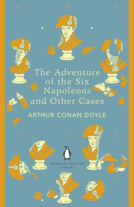 The Adventure Of Six Napoleons And Other Cases, TheLibrary