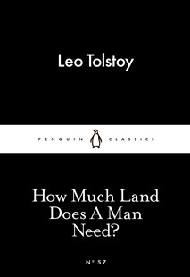 How Much Land Does A Man Need?in 80S by Leo Tolstoy (9780141397740) - PaperBack - Classic Fiction