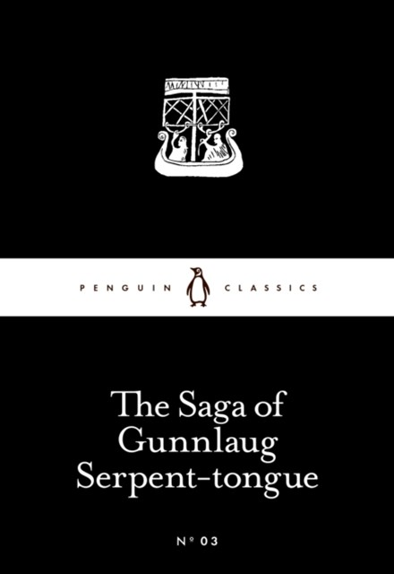 Saga of Gunnlaug Serpent-tongue