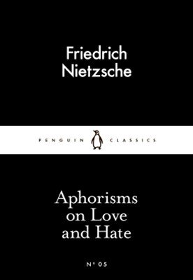 (ebook) Aphorisms on Love and Hate