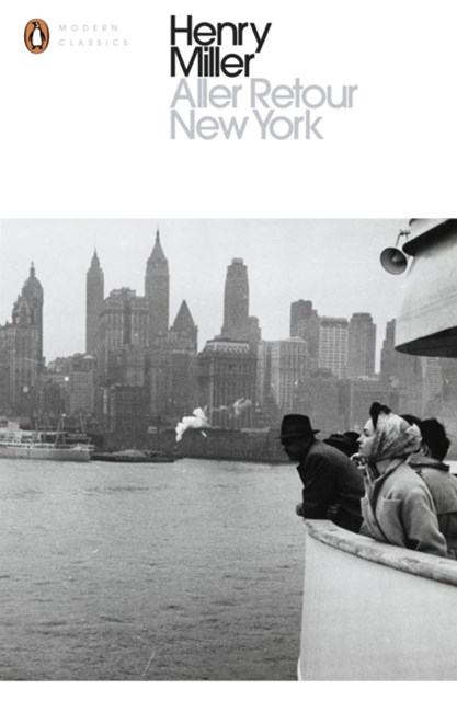 (ebook) Aller Retour New York