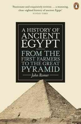 A History Of Ancient Egypt, At Pyramid