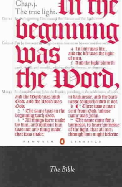 The Bible                                                               Norton David-Intro. & Notes