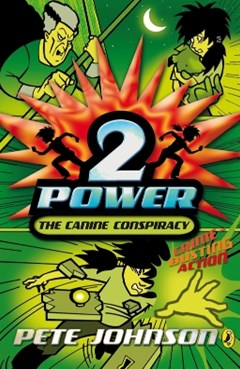 (ebook) 2-Power: The Canine Conspiracy