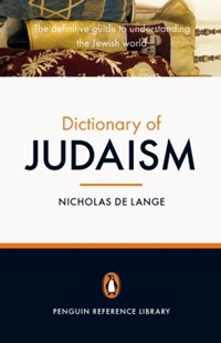 (ebook) The Penguin Dictionary of Judaism - Reference